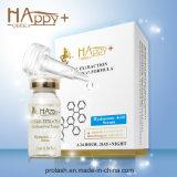 Сыворотка Hyaluronic кислоты Miosturizing чисто естественная Happy+ сыворотки внимательности кожи супер