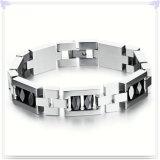De Armband van de Manier van de Juwelen van de Mensen van de Juwelen van het roestvrij staal (HR219)
