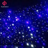イベントショーのためのLEDの星の布のカーテンのSMD5050ランプのビード