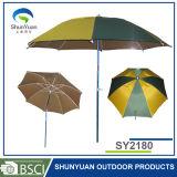 Ombrello esterno antivento di pesca di protezione UV del parasole - (SY2180)