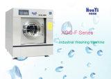 Pleine machine à laver automatique industrielle de la blanchisserie 50kg d'acier inoxydable