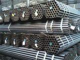Tubo de acero en frío S235jo de la estructura redonda del carbón Ss400