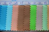 Искусственная кожа PU конструкции кожи овец для обуви мешков (H731-2)