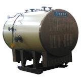 Chaudière à vapeur électrique d'industrie horizontale