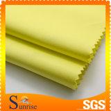 100%年の綿明白なファブリックフィルムのコーティング(SRSC335)
