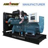 農場のための無声タイプディーゼルGenset 200kw/250kVAのDoosanエンジン