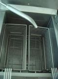 Qualitäts-Edelstahl-geöffnete Bratpfanne/industrielle elektrische geöffnete Bratpfanne-/Amerika-Markt automatisches Kfc Gas-Huhn-geöffnete Bratpfanne
