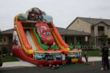 Inflatables Water Slide、Kids (B4059)のためのInflatable Bouncy Slide