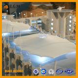 ABS die van uitstekende kwaliteit de Modellen van de Model/Woningbouw/Tentoonstelling bouwen die ModelVervaardiging/het Architecturale Model van de Bouw van de Modellering bouwen