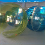 Большой шарик воды раздувной с шариком материальной раздувной воды TPU 01.0mm гуляя