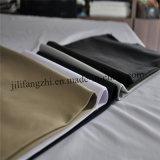 製造所の製造者の良質編まれた染められたTcのあや織りの学生服ファブリック