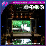 Schermo dell'interno su ordinazione professionale della fase P4 LED di prezzi bassi