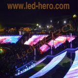 2016年の上海Expo New Products P10 Transparent LED Display