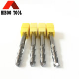 Alu를 위한 HRC55 High Performance Carbide End Mills