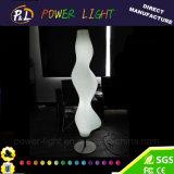 Lâmpada de assoalho plástica decorativa da iluminação Home