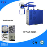 China-preiswerteste Qualitäts-bewegliche Metallfaser-Laser-Markierungs-Maschine