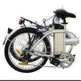 180W~250W plegable la bici eléctrica con Shimano Derailleur (TDN-004)