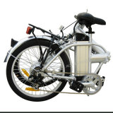 180W ~ 250W plegable bicicleta eléctrica con Shimano Desviador (TDN-004)
