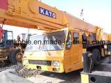 La grúa usada de segunda mano Kat0 Nk-450e del carro utilizó la grúa móvil/la grúa Camión-Montada de /Truck-Mounted de la grúa