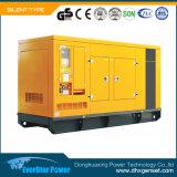 100kw a 500kw Silent Volvo Diesel Generator