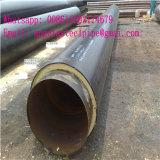 Pipa de acero del material de construcción LSAW para la construcción/la estructura