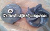 Roue à aubes ouverte horizontale de Hastelloy C de pompe de cambouis (B1127)