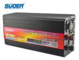 Suoer 24Vの充電器(HAD-2500D)が付いている2500Wによって修正される正弦波太陽インバーター