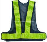 Usage r3fléchissant de vente chaud de sûreté de qualité/gilet de vêtement