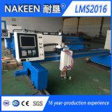CNC van het plasma/van het Gas Scherpe Machine voor Metaal