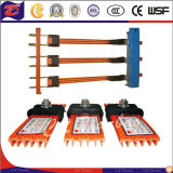 이동할 수 있는 기계장치 Low Voltage Joinless Copper Power Rail