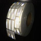 Bande r3fléchissante blanche de prisme micro neuf de type rétro (CG5700-OW)