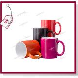 tazas mates Color-Cambiantes de la magia 11oz de Mejorsub