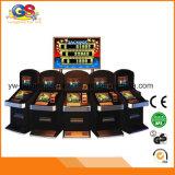 Casino real das máquinas de entalhe do Bingo do Keno chinês branco da orquídea