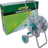 高品質2の車輪の鋼鉄庭水ホースの巻き枠のカート