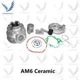 Peças sobressalentes para motocicletas Scooter Cylinder Kit para YAMAHA Minarelli Am6 47mm AC LC