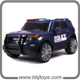 Elektrische Rit op Politiewagen
