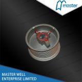 Vari accessori graduati standard elettrici sezionali dei portelli del garage di formati/tamburo per cavi/puleggia/hardware di nylon