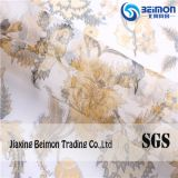 Populäres 100%Polyester Printed Organza Cloth Fabric