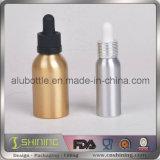 알루미늄 점적기 병 연기 기름 병