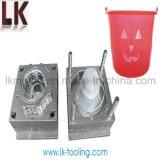 De plastic die Vorm van de Injectie van de Emmer in China wordt gemaakt