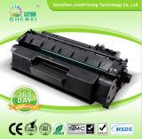 cartucho de toner 505A para el cartucho de impresión del HP P2035 P2035n P2055 P2055n