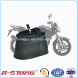 Tubo interno 2.50-18 de la motocicleta butílica de la alta calidad