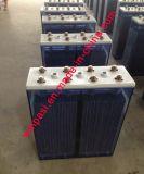 batería de 2V1500AH OPzS, batería de plomo inundada que batería profunda tubular de la batería VRLA de la energía solar del ciclo de la UPS EPS de la placa 5 años de garantía, vida de los años >20