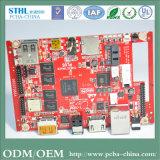 Доска радиотехнической схемы Shenzhen Ccl Double-Sided