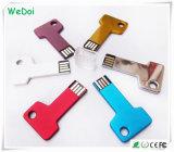 USB impermeável Pendrive da chave com logotipo do OEM (WY-M02)