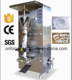 Automatische komplizierte Film-Wasser-Saft-Milch-Quetschkissen-Fülle-Dichtungs-Maschine