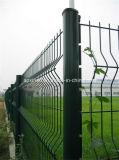 最もよい価格の工場販売の高品質PVC上塗を施してある3D曲線に溶接された金網の囲うこと