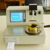 Astmd92, het Automatische Meetapparaat van het Vlampunt Coc voor de Apparatuur van het Laboratorium, het Automatische Meetapparaat van het Vlampunt van de Kop van ASTM D92 Cleveland Open (straal-3536D)
