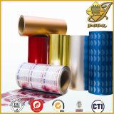 Harde Gouden Duidelijke Aluminiumfolie voor Medische Verpakking