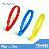 Inserted Locking (YL-S220)를 가진 조정 Length Middle Duty Security Seals